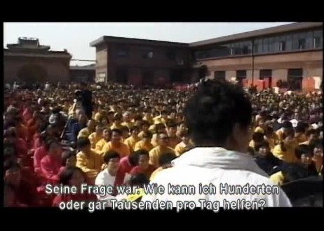 Soul Masters - Dr. Guo & Dr. Sha (German Subtitles)