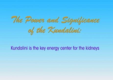 Soul Mind Body Medicine for Developing the Kundalini with Master Sha (Part 1 of 6)