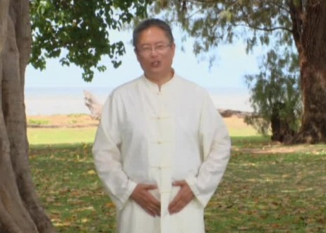 Soul Healing for Large Intestine with Master Sha