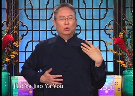 Divine Soul Song Series: Heal and Rejuvenate Your Tendons with Dr and Master Sha, Part 3 of 6