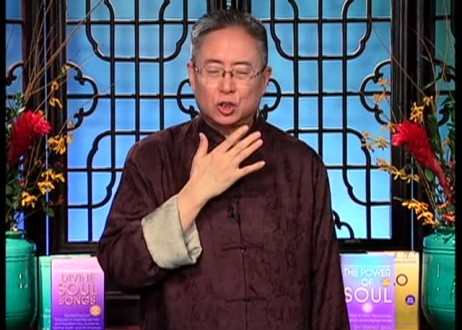 Divine Soul Song Series: Heal and Rejuvenate Your Tongue with Dr and Master Sha, Part 2 of 6