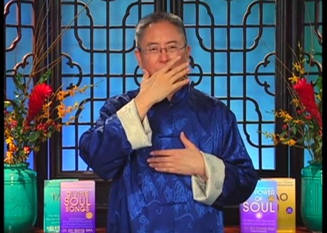 Divine Soul Song Series: Heal and Rejuvenate Your Nose with Dr and Master Sha (Part 4 of 6)