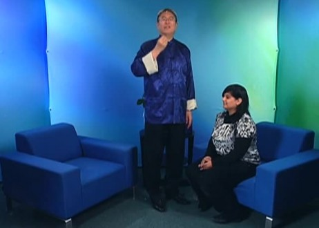 Divine Soul Song Series: Heal and Rejuvenate Your Nose with Dr and Master Sha (Part 5 of 6)