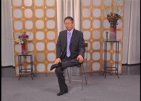 Self Healing for Feet and Toes with Master Sha