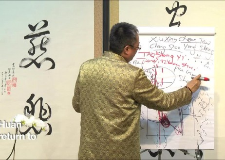 Master Sha Teaches the Eleven Sacred Phrases and One Word Zhen Yan