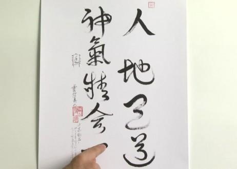 10. Ren Di Tian Tao Shen Qi Jing He Yi (Soul, Heart, Mind, Energy and Matter of Human Beings, Mother Earth, Heaven, and Source Join as One)