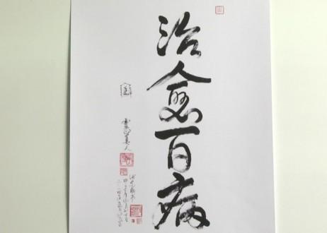 13. Zhi Yu Bai Bing (Heal All Sickness)