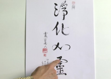 41. Jing Hua Xin Ling (Purify and Transform Heart and Soul)
