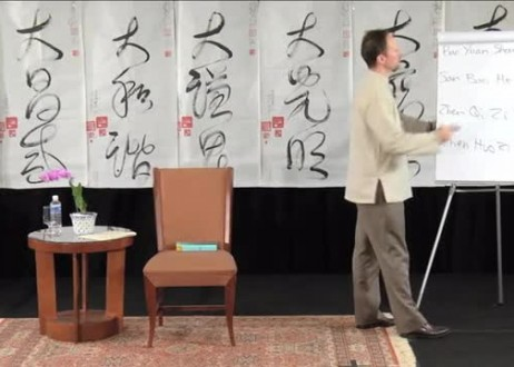 Learn the Immortal Tao Classic with Master David: Lines 131-148