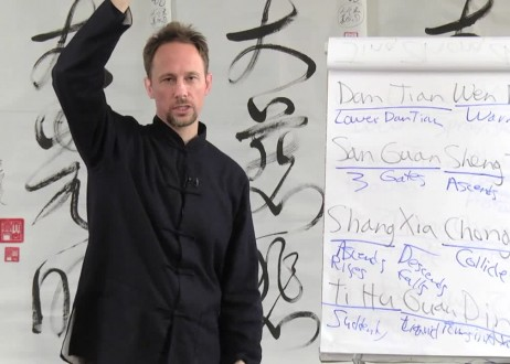 Learn the Immortal Tao Classic with Master David: Lines 161 - 196