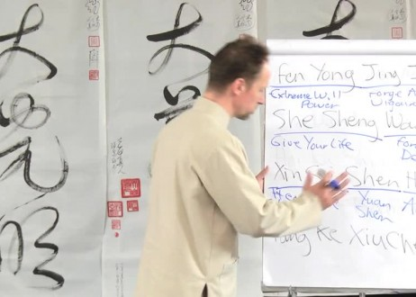 Learn the Immortal Tao Classic with Master David: Lines 197-220