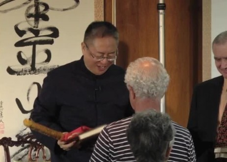 Tao Miracle Healing Evening, Vancouver 2015, Part 2
